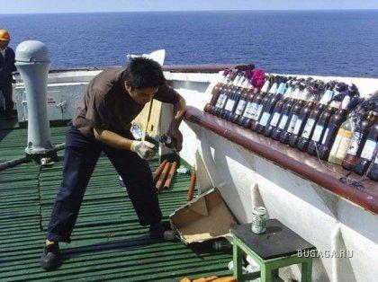 Китайцы против пиратов