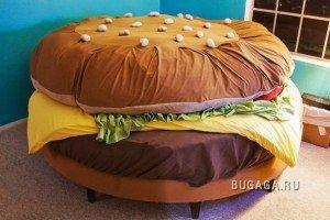 Гамбургер-культура