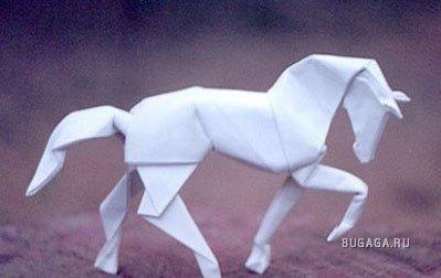 Оригами: животные из бумаги