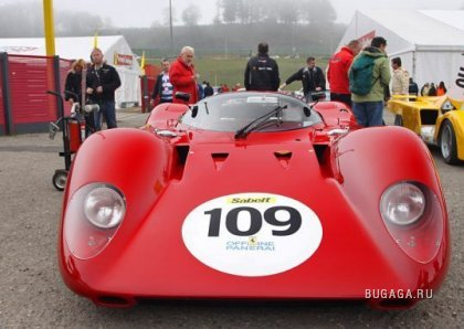 Ferrari тест-драйв