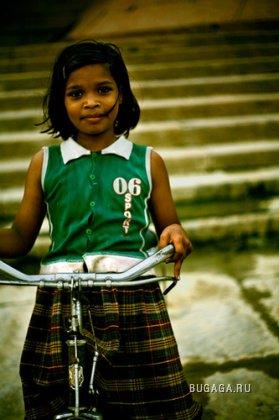 Подрастающее поколение Индии (Anthony Kurtz)