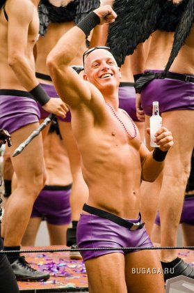 Гей парад в Амстердаме