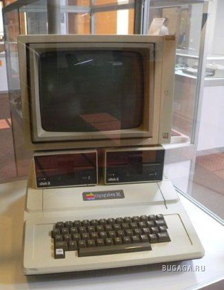 Эволюция Apple Mac (1977-2009)