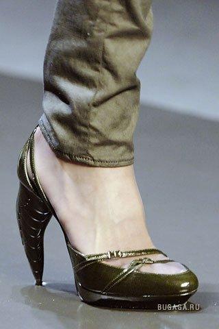 Модные туфли фото 2