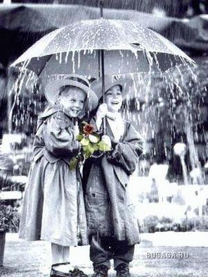 О любви в картинках...