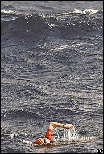 Атлантика впервые покорилась женщине