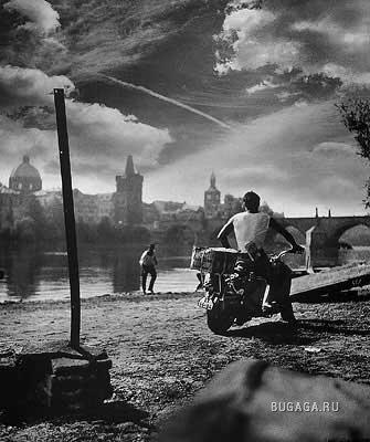 Чешский фотограф Ян Саудек