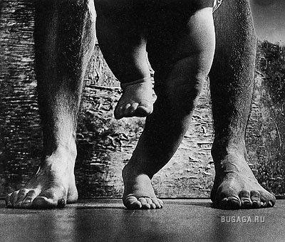 Работы чешского фотографа Яна Саудек