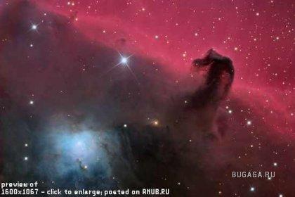 Фотографии космоса от Рассела Кромэна