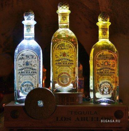 Здесь собраны все самые лушчие спиртные напитки, которые можно увидеть...