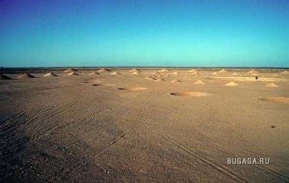 """Таинственная спираль """"Дыхания пустыни"""""""