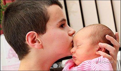13-летний британский подросток стал отцом