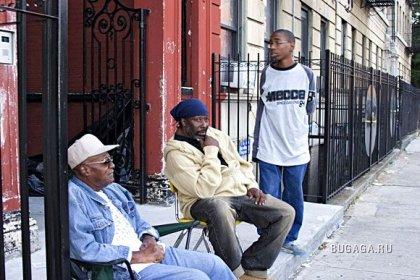 Гарлемское гетто