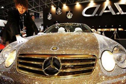 Кризис по-японски: Mercedes SL600