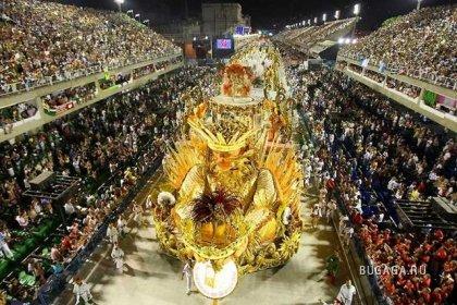 Карнавал в Рио 2009 (55 фото)