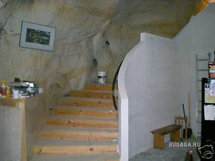 Дом в пещере