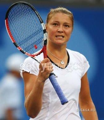 Русские теннисистки...