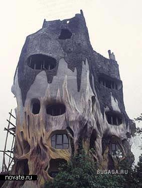 Необычные дома и здания