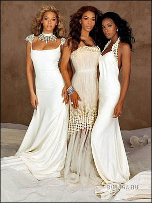 Destiny's child...