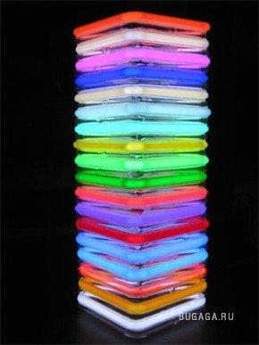 Неоновые лампы от Роджера Борга