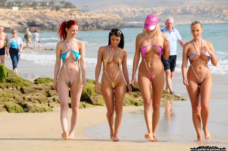 Смотреть порно micro bikini oily dance 8 фотография