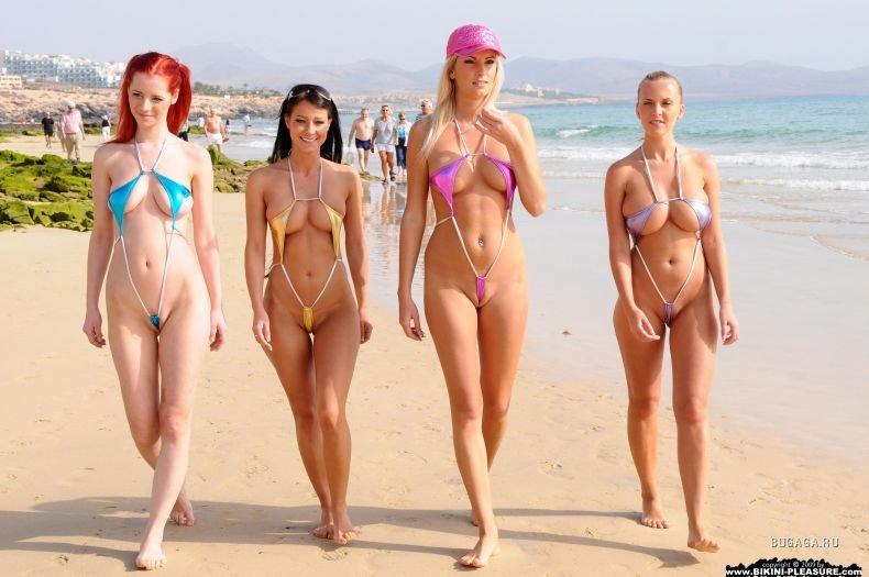 Смотреть порно micro bikini oily dance 11 фотография
