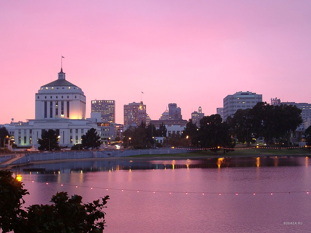 Хочу увидеть. - Страница 2 1238245539_015-pink-oakland-sunset