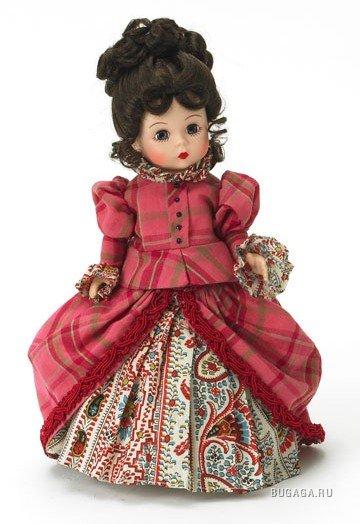 Они создаются вручную.  Качество и авторский дизайн каждой куклы делает ее уникальной.
