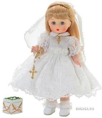 Очаровательные куклы от madame Alexander