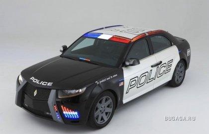 Новые машины полиции Штатов