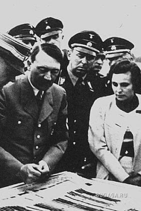 Лени Рифеншталь триумф воли и мистический фашизм