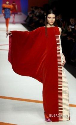 Жизнерадостные и экстравагантные модели Агаты де ла Прада