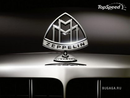 Maybach Zeppelin 2010