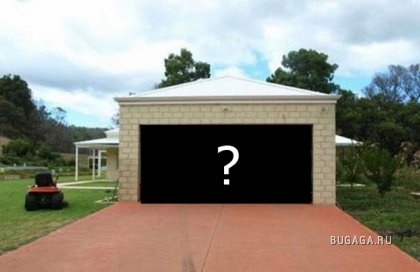 Как правильно заехать в гараж