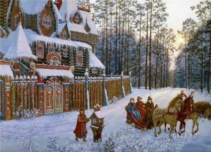 Картины Всеволода Иванова