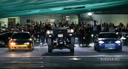 Машины из следующего Fast and Furious!!! HQ