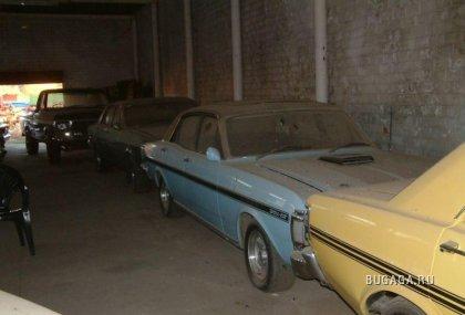 Находка Ford Falcon 351-GT
