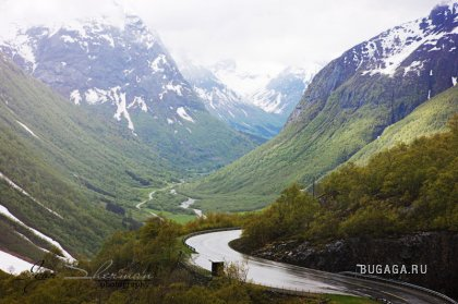 Природа Норвегии от Игоря Шермана