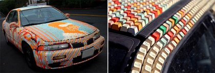 10 необычных автомобилей