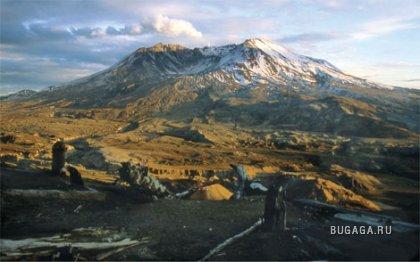 Самые знаменитые в мире вулканы...