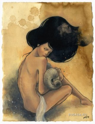 Иллюстрации Stella Im Hultberg