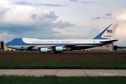 Что не так с президентским самолётом?
