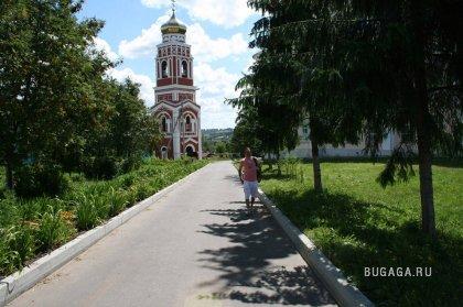 Миленький городок в цветах - Болхов