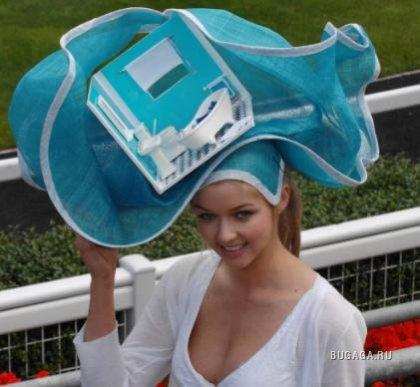 Самые необычные шляпы в мире