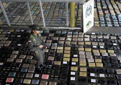 Нарко-войны в Мексике