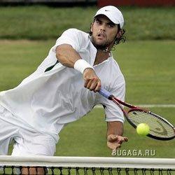 Тенис...большой :)
