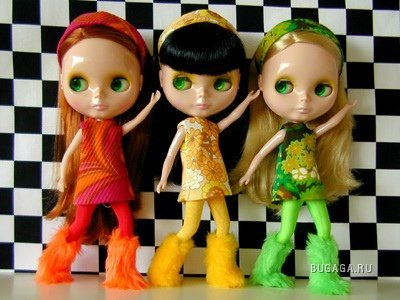 Куклы)))