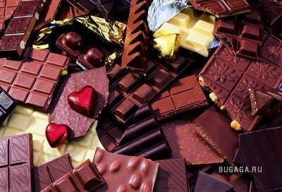 Его величество шоколад...