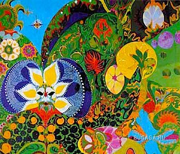 Хиппи - дети цветов