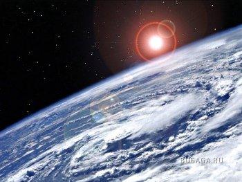Какой видят Землю астронавты?